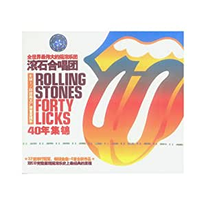 40 cd lick rolling stone