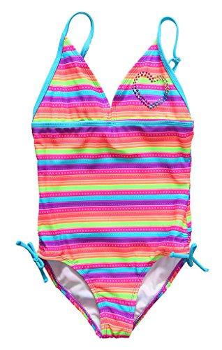 attraco-girls-one-piece-rainbow-stripe-swimsuit-cross-strap-swimming-costume-cute-bikini-swimwear-12