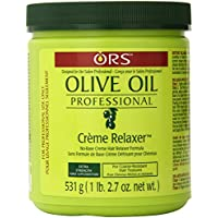 OLIVE OIL CREME RELAXER EXTRA STRENGTH 531GR