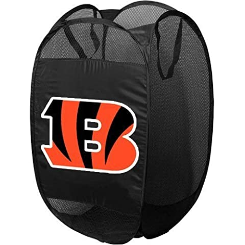 Cincinnati Bengals NFL Pop Up Hamper