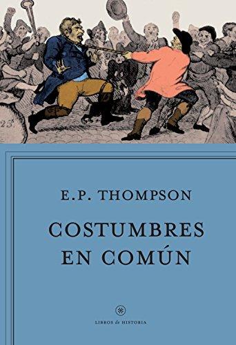 Costumbres en común (Libros de Historia)