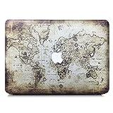 MacBook Air Case, Housse de protection en plastique revêtu de caoutchouc AQYLQ pour...