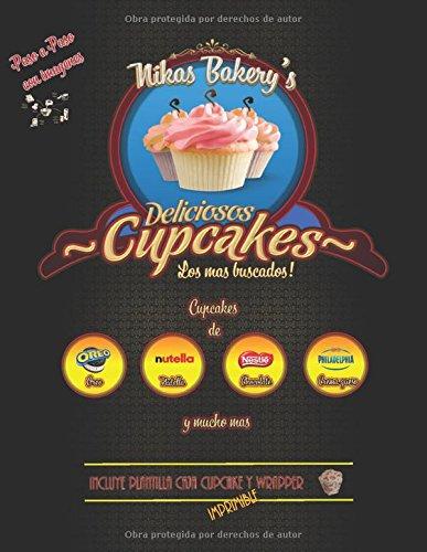 Nikas Bakerys: Las recetas de los mas buscados Cupcakes - Paso a Paso