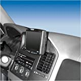 KUDA consola de navegación es adecuado para Navi Mitsubishi Pajero V60/70A partir de 05/00Mobilia/negro de piel sintética