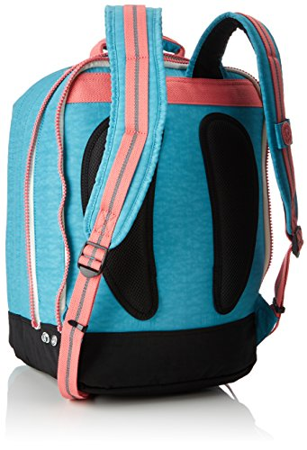 Prix Kipling College Up Cartable, 42 cm, 32 liters, Turquoise (Bright Aqua C)