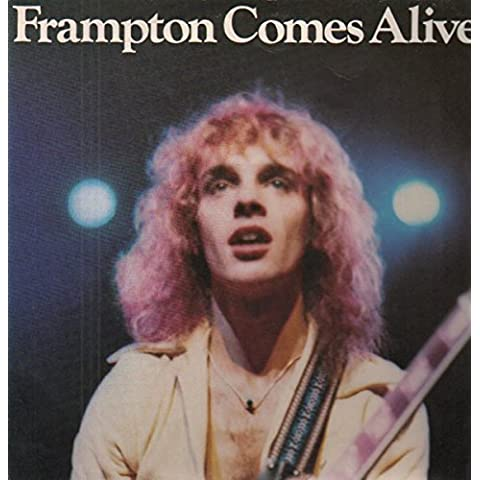 FRAMPTON COMES ALIVE LP UK A&M 1976