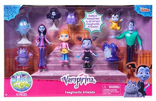 Vampirina 78026 Vampirina Set Deluxe Amigos, Multicolor,...