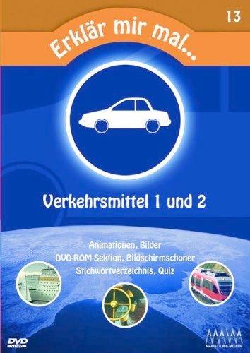 Preisvergleich Produktbild Erklär mir mal... Verkehrsmittel 1 & 2 (Vol. 13) [DVD-Videobook]
