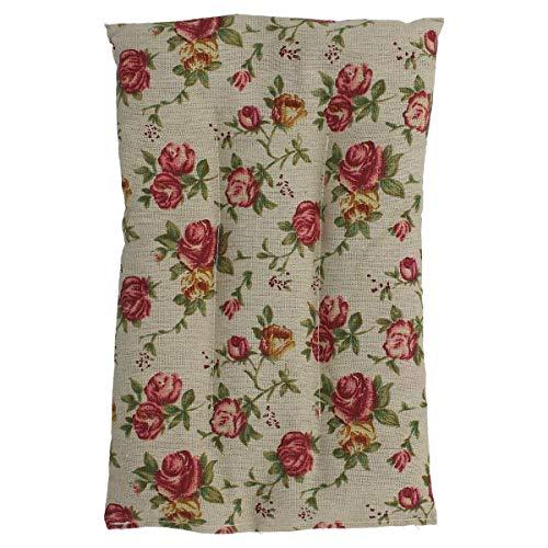 UMOI Lavendel & Weizen Kissen für Entspannung und Wohlbefinden zum Aufwärmen im Backofen oder Mikrowelle (Retro)