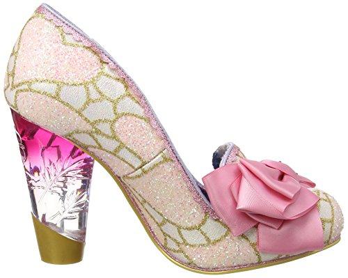 Scelta Irregolare Damen Cola Cubes Pumps, Rose Pink (pink)