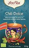 Yogi Tea Chili Dolce - 17 Bustine Filtro [30.6 gr]