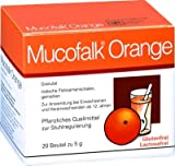 Mucofalk Orange Granulat Beutel 20 stk