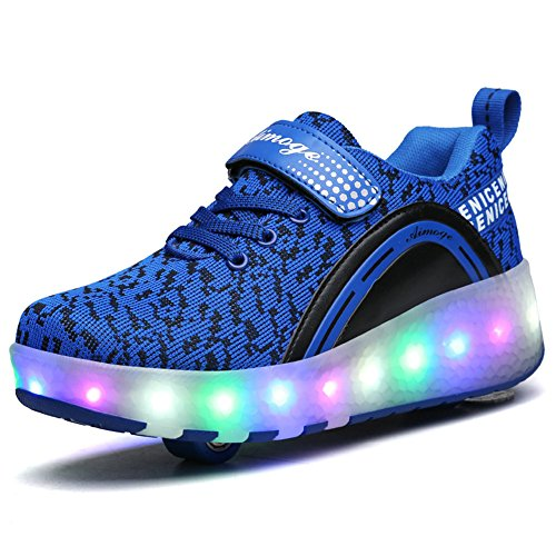 shining-way-unisex-adults-led-skate-adjustable-trainer-kids-boy-wheels-shoes-girl-flashing-roller-sk