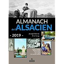 Almanach 2019 Alsacien