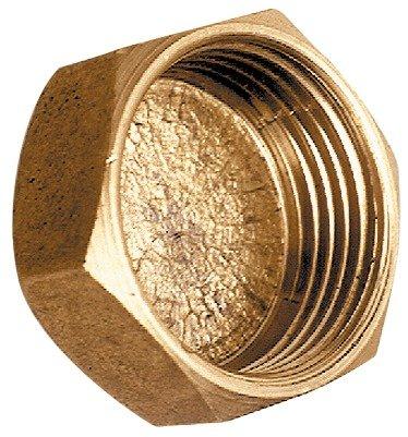 Bouchon Femelle Raccords - Filetage 15 x 21 mm - Vendu par 2