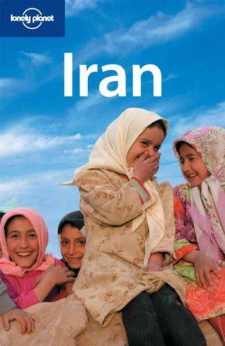 Portada del libro (Lonely Planet Iran) By Burke, Andrew (Author) Paperback on (07 , 2008)