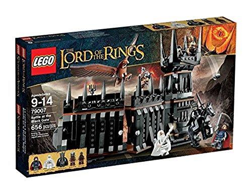 LEGO Herr der Ringe 79007 - Die Schlacht am Schwarzen Tor (Die Lego Herr Der Ringe)