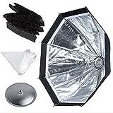 Yunchenghe Godox AD-S7 accessorio flash studio fotografico - accessori flash per studi fotografici (Kit, nero, argento, bianco, Wistro AD180 / AD360)