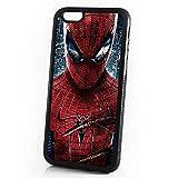 HOT30239 Spiderman Coque de Protection Souple pour iPhone 8 Plus/iPhone 7 Plus