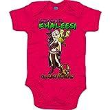 Body bebé Juego de Tronos Nacida para ser Khaleesi madre de dragones - Rosa, 6-12 meses