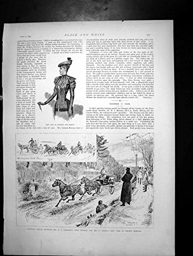 nuovo-bianco-1892-del-tandem-c-del-cavallino-della-partita-trottare-di-dickins-jones-della-maglia-de