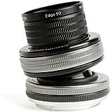 Lensbaby Composer Pro II Objectif avec optique Edge 50 pour Canon EF