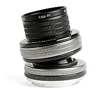 LeLensbaby Composer Pro II Nikon avec Edge 50 est le choix idéal pour les amateurs exigeants, les photographes professionnels et les vidéastes, pour des prises de vue innovantes et créatives. Le mécanisme de pivotement et d'inclinaison en métal du C...
