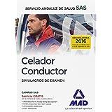 Celador conductor del Servicio Andaluz de Salud. Simulacros de examen