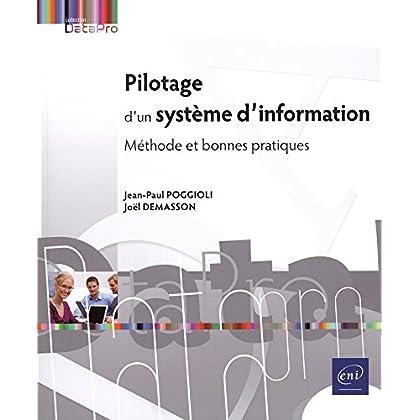Pilotage d'un système d'information - Méthode et bonnes pratiques