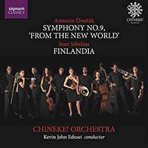 Dvorak: Symphony No.9 'From the New World'; Sibelius: Finlandia