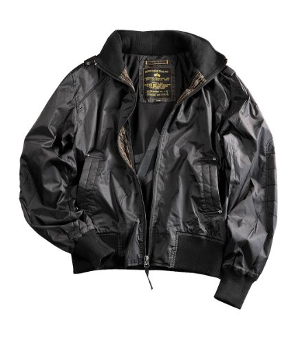 Alpha Industries Hawk Übergangsjacke Black