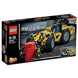 LEGO 42049 Technic Bergbau Lader