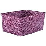 Compactor Kito - storage boxes & baskets (Storage basket, Rosa, Monótono, Cuarto de baño, Dormitorio, Habitación de los niños, Salón comedor, Salón, Trastero)