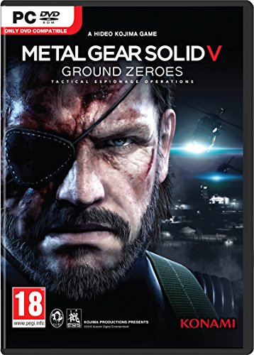 Metal Gear Solid V: Ground Zeroes (PC DVD) (V Solid Metal Gear Pc)