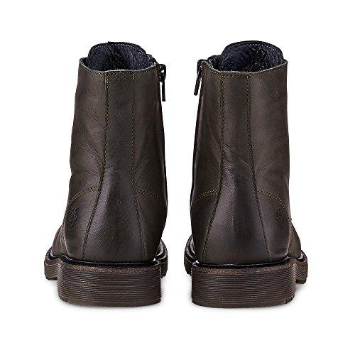 Apple of Eden Damen Sun Combat Boots Grün (Kaki)