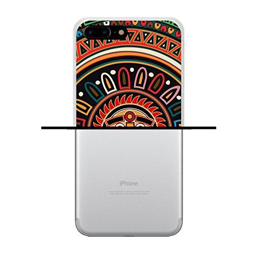 iPhone 7 Plus Hülle, WoowCase Handyhülle Silikon für [ iPhone 7 Plus ] Hawaii Big Waves Surf Rider Handytasche Handy Cover Case Schutzhülle Flexible TPU - Transparent Housse Gel iPhone 7 Plus Transparent D0122