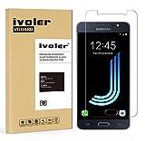 Samsung Galaxy J5 (2016) Pellicola Protettiva, VGUARD Pellicola Protettiva in Vetro Temperato per Samsung Galaxy J5 (2016) - Vetro con Durezza 9H, Spessore di 0,2 mm,Bordi Arrotondati da 2,5D-Shockproof, Trasparenza ad alta definizione, Facile da installare- Garanzia a vita