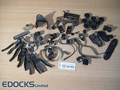 Preisvergleich Produktbild Teile Konvolut Ersatzteile Halter Träger Abdeckungen Kappen Astra H TwinTop Opel