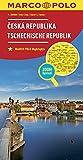 MARCO POLO Länderkarte Tschechische Republik 1:300 000 (MARCO POLO Länderkarten) - Collectif