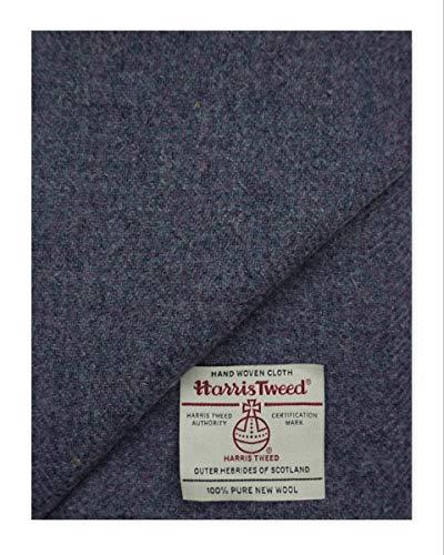 Harris Tweed-Stoff, 100% Reine Wolle, mit Etiketten, 75 x 50 cm Oct202 - Siehe die ganze Reihe von...
