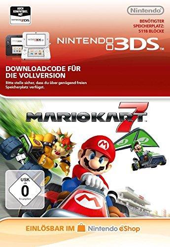 Mario Kart 7 [3DS Download Code] (3ds Für Kart-spiele Mario)