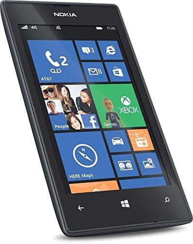 Nokia Lumia 520 Mobile Phone (Black)