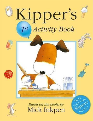 Kipper Activity Book 1 (Bk. 1) by Mick Inkpen (2004-07-15)