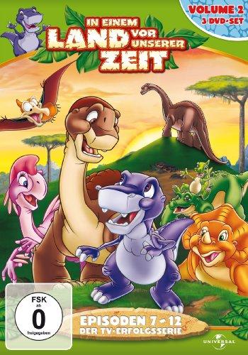 Vol. 2, Episoden 7-12 (3 DVDs)