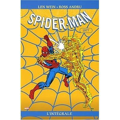 Spider-Man l'Intégrale : 1977