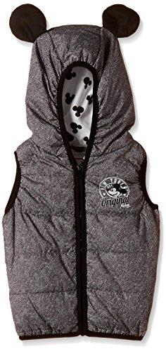Fox Baby Boys' Jacket (366510820012_Medium Grey_12)
