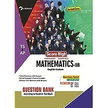 Inter II-Mathematics -IIB (Fully Covered) (E.M)Question Bank