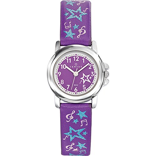 Certus Unisex Quartz Watch 647568 Analogue Quartz Purple 647568