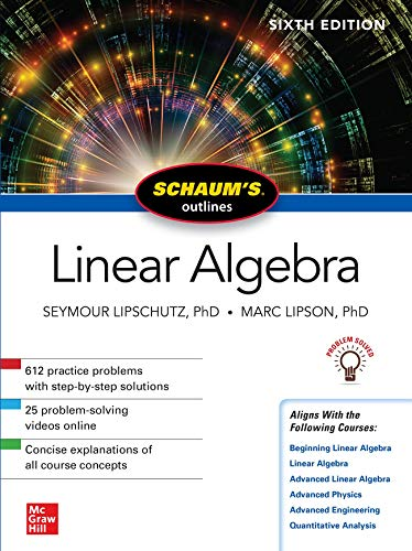 Linear Algerbra - Schaum´s outlines
