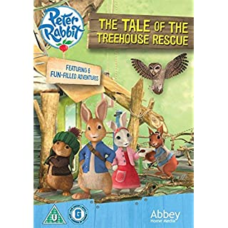 Peter Rabbit - Tale Of The Treehouse Rescue [DVD]